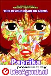 Poster Paprika (c) Sony Pictures Classics