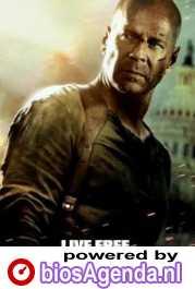 Poster Die Hard 4.0 (c) 20th Century Fox