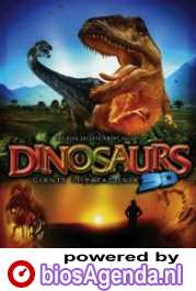 Poster Dinosaurs: Giants of Patagonia