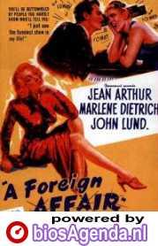 Poster A Foreign Affair