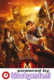 Poster The Mummy: Tomb of the Dragon Emperor (c) Universal Pictures