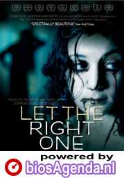 Poster Let the Right One In (c) Cinema Delicatessen