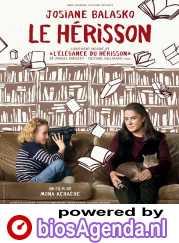 Le hérisson poster, © 2009 Cinéart