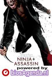 Ninja Assassin poster, © 2009 Warner Bros.