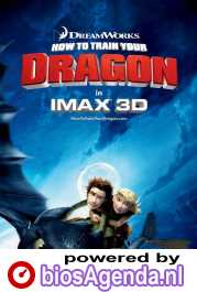 How To Train Your Dragon 3D poster, © 2010 Universal Pictures