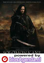 Solomon Kane poster, © 2009 E1 Entertainment Benelux