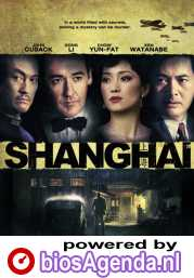 Shanghai poster, © 2010 E1 Entertainment Benelux