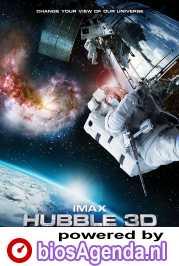 Hubble 3D poster, copyright in handen van productiestudio en/of distributeur