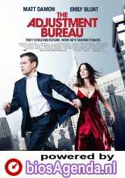 The Adjustment Bureau poster, © 2010 Universal Pictures International