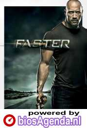 Faster poster, © 2010 Sony Pictures Releasing
