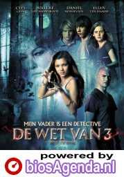Mijn Vader is een Detective: De Wet van Drie poster, © 2011 A-Film Distribution