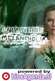 Melancholia poster, © 2011 Wild Bunch