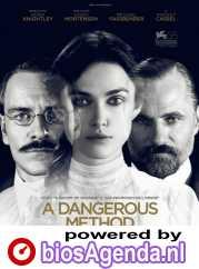 A Dangerous Method poster, © 2011 Cinéart