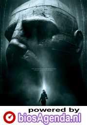 Prometheus poster, © 2012 Warner Bros.