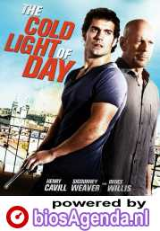 The Cold Light of Day poster, © 2012 E1 Entertainment Benelux