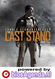 The Last Stand poster, © 2013 A-Film Distribution