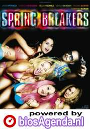 Spring Breakers poster, © 2012 Independent Films