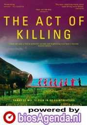 The Act of Killing poster, © 2012 Cinema Delicatessen