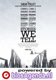 Stories We Tell poster, © 2012 A-Film Distribution