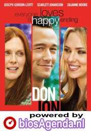 Don Jon poster, © 2013 A-Film Distribution