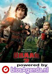 How to Train Your Dragon 2 poster, © 2014 20th Century Fox