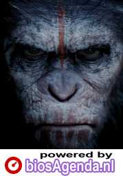 Dawn of the Planet of the Apes poster, © 2014 20th Century Fox