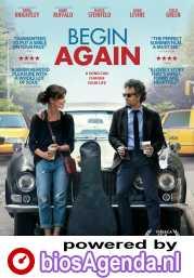 Begin Again poster, © 2013 E1 Entertainment Benelux