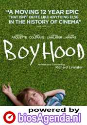 Boyhood poster, © 2014 Lumière