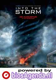 Into the Storm poster, © 2014 Warner Bros.