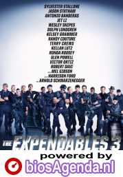 The Expendables 3 poster, © 2014 E1 Entertainment Benelux