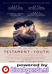 Testament of Youth poster, © 2014 Cinéart