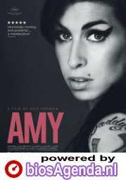 Amy poster, © 2015 Cinéart