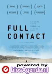 Full Contact poster, © 2015 September