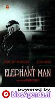 Poster 'The Elephant Man' (c) 1980