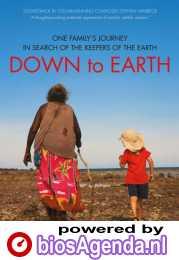 Down to Earth poster, copyright in handen van productiestudio en/of distributeur