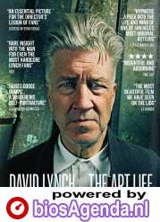 David Lynch: The Art Life poster, © 2016 Eye Film Instituut