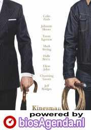 Kingsman: The Golden Circle poster, © 2017 20th Century Fox