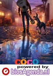 Coco poster, © 2017 Walt Disney Pictures