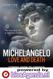EOS: Michelangelo - Love and Death poster, copyright in handen van productiestudio en/of distributeur