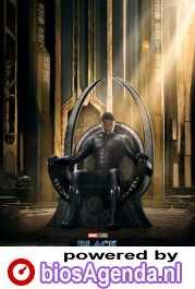 Black Panther poster, © 2018 Walt Disney Pictures