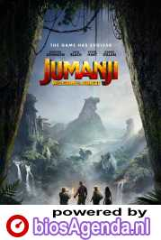 Jumanji: Welcome to the Jungle poster, © 2017 Universal Pictures International