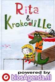 Rita & Krokodil (NL) poster, © 2015 Twin Film