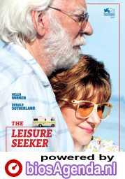 The Leisure Seeker poster, © 2017 Imagine
