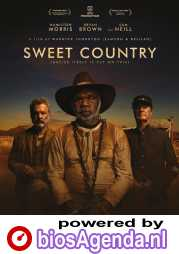 Sweet Country poster, © 2017 Cherry Pickers
