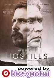 Hostiles poster, © 2017 Splendid Film
