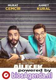 Ailecek Saskiniz poster, copyright in handen van productiestudio en/of distributeur