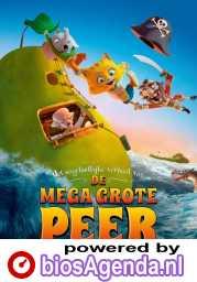 Het Ongelooflijke Verhaal van de Mega Grote Peer (NL) poster, © 2017 September