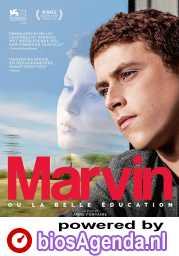 Marvin ou la belle éducation poster, © 2017 Arti Film