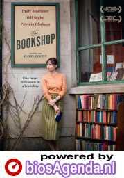 The Bookshop poster, © 2017 Cinéart