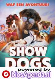 Show Dogs poster, © 2018 Entertainment One Benelux